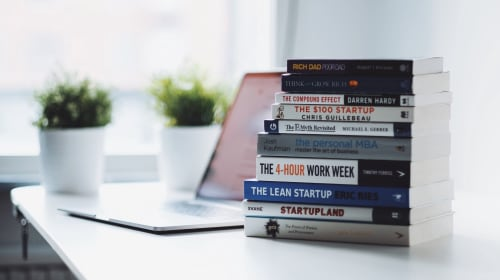 Top 20 Recommended Books For Entrepreneurs To Be Successful