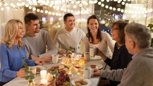 9 Holiday Party Survival Tips If You or Your Guests Are in Recovery