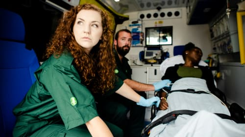 Emergency Medical Services: Where We Started and Where We're Headed