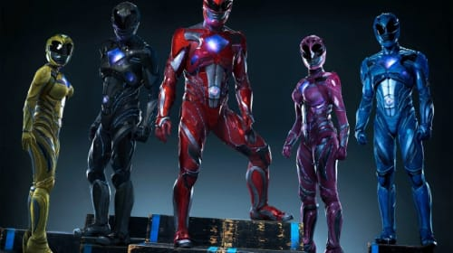 My Review of 'Power Rangers: 2017 Movie'