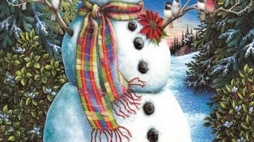 Remus and the Snowman