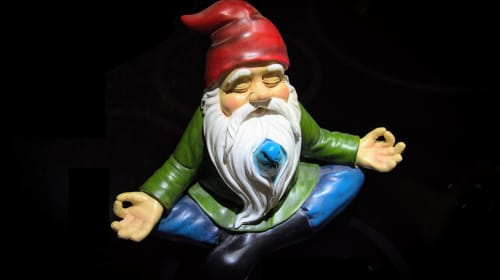 How Sex with a Garden Gnome Landed Me a Wife