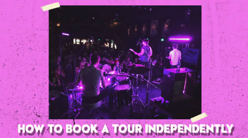 How to Book a Tour Independently
