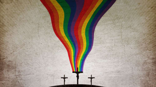 Coming out as a Gay Christian
