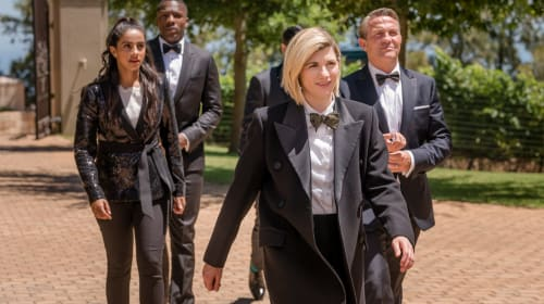 Jodie Whittaker Confirms Return for Series 13 as Work on the Next 'Doctor Who' Series Begins