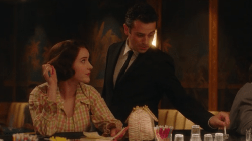 Mrs. Maisel Didn't Sleep with Lenny Bruce in Season 3 Episode 5