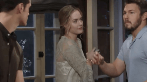 Liam Tries to Outwit Thomas on 'The Bold and the Beautiful'