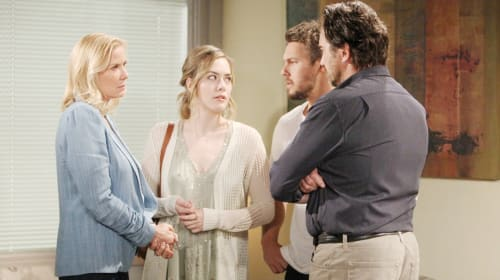 Stubborn Brooke and Hope Play Right into Thomas's Hands on 'The Bold and the Beautiful'