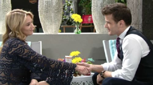 Kyle and Summer Celebrate Jack's Decision on 'The Young and the Restless'