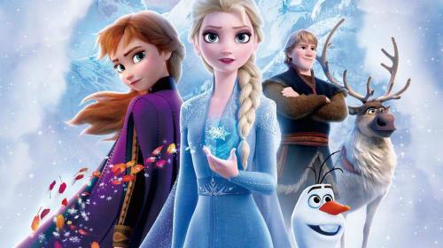 Mimo Reviews: 'Frozen 2' (2019)