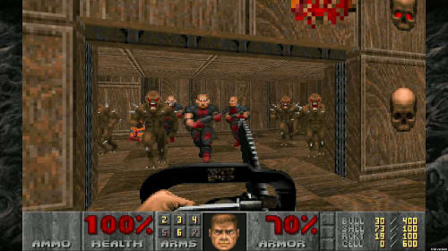 'Doom' and 'Doom 2' Ports to Receive DLC for 26th Anniversary