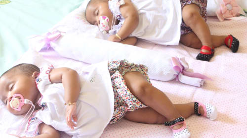The First 6 Months Of My Twins' Life