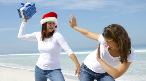 How You Can Have a Happy Holiday Even If Your Relatives Suck