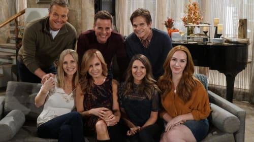 Two Popular Genoa City Couples Return to the Screen