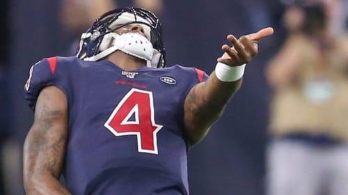 Seahawks Russell Wilson Twice Helps Vikings Score on Fluky Pick-Six