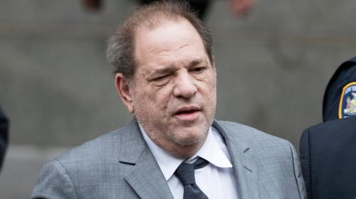 Harvey Weinstein Needs Muzzling