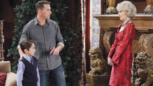 Spencer's Future May Not Have Gone Up In Flames With Helena's Portrait On 'General Hospital'