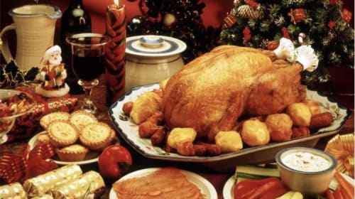 Tips to Prevent Over Eating During The Holidays