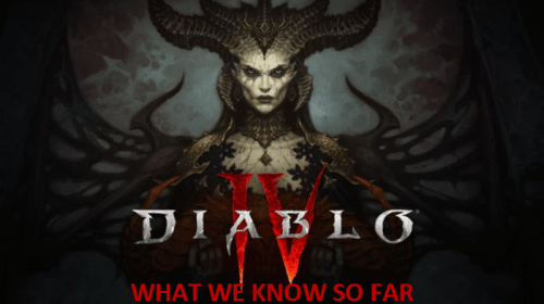 Diablo IV: What We Know So Far