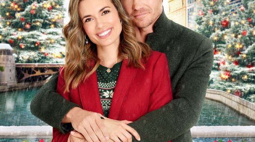 Hallmark Review: 'Write Before Christmas'
