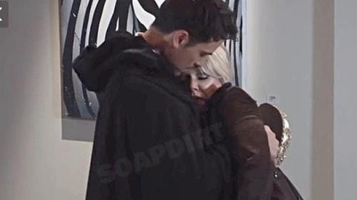 Nikolas And Ava Bond Again On 'General Hospital'