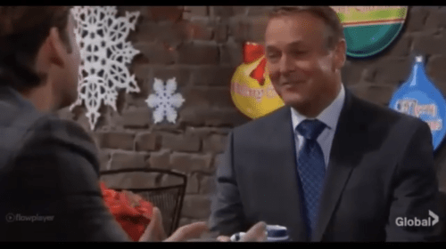 Paul Williams is back and looking great on Them Young and the Restless'