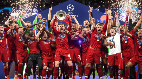 LFC on the brink of world dominance