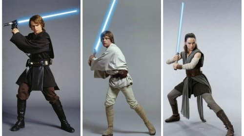 Rey, 'Star Wars,' And The Search For Identity