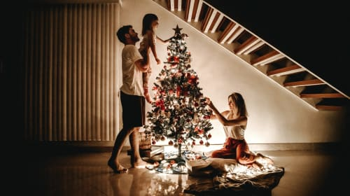 12 Christmas Photography Tips and Ideas