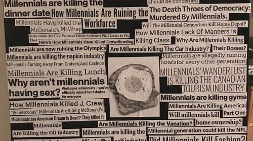 Dear Millennials
