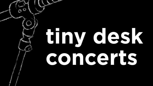 NPR Tiny Desk Concert: A YouTube Channel For Music Discovery
