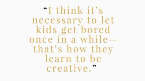 Boredom and Creativity