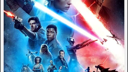 Anthony's Film Review - 'Star Wars - Episode IX: The Rise of Skywalker' (2019)