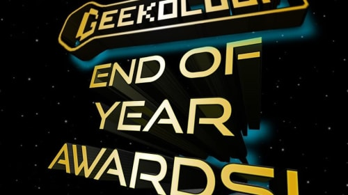 Geekology End of Year Awards 2019