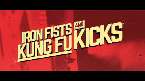 """My Review of """"Iron Fists and Kung Fu Kicks"""""""