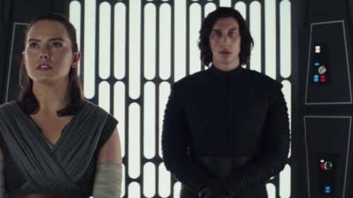 Kylo Ren And Rey A Forceful Couple