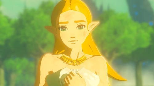 princess zelda is the nintendo franchise's style icon.
