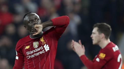 Liverpool 1-0 Wolves: Why 42 is the answer for the Reds