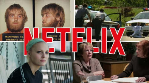 Netflix's Obsession With Crime Documentaries