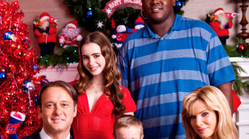"""My Review of """"The Blind Side"""""""