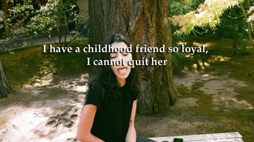 A Childhood Friend