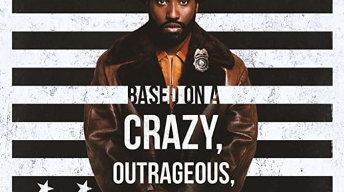 Further musings on my 2nd viewing of 'BLACKkKLANSMAN'...