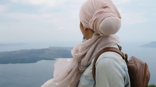 Adventure of a Female Solo Traveler