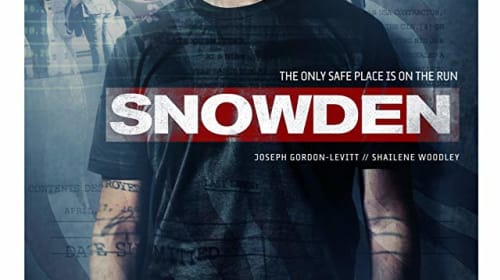No Matter your Point of View, 'Snowden' Gets your Attention