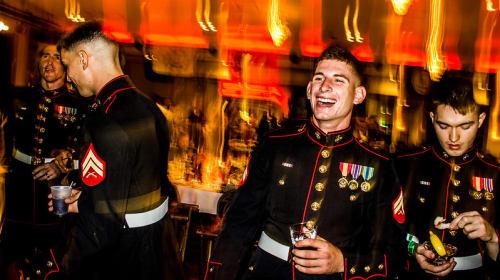 Marine Corps Stories: His Reputation