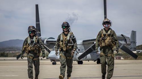 Marine Corps Stories: BRASS