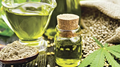 Hemp Oil Reduces Pain, Inflammation, And Decreases Menopause Symptoms