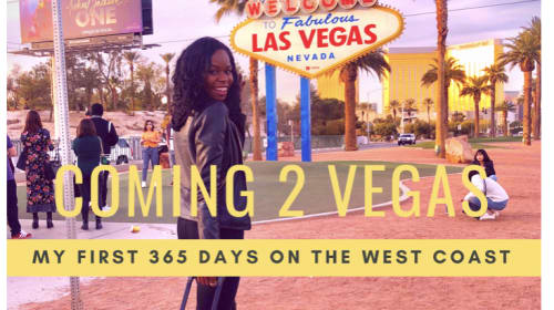 Coming 2 Vegas