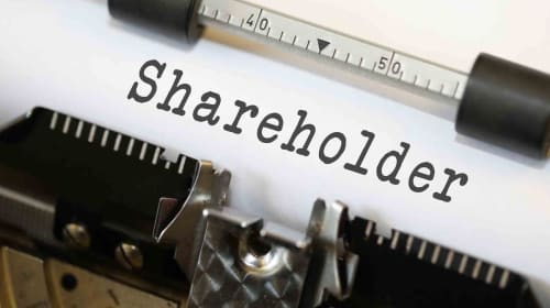 Becoming A Shareholder