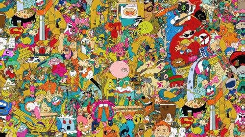 5 Crazy Cartoons 90's Kids Grew Up With
